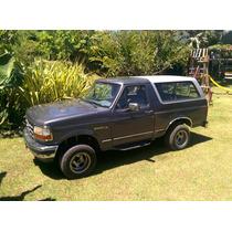 Ford Bronco - 5.0 Xlt 5000cc - 1994