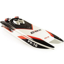 Px-16 Storm Engine Mosquito Racing Boat Rc 32 Catamaran R/c
