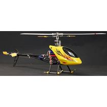 Helicóptero Black Hawk Hp 450 6 Canais + Helicoptero V912