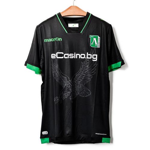 e0cc990b4e Camisas Masculinas Futebol Ludogoretz 2015 16 Macron - R  249
