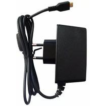 Carregador Fonte Celular Tablet V8 Cce Original 5v 2,2a