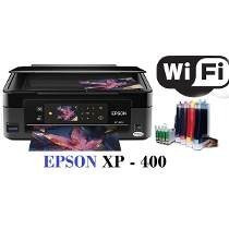 Impresora Multifuncional Epson Xp 400