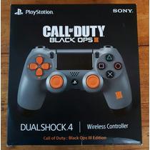 Joystick Ps4 Call Of Duty Bo3 En Caja Sellada