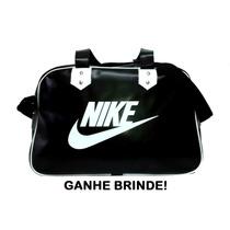 Bolsa Sacola Mochila Feminina Modelo Nike