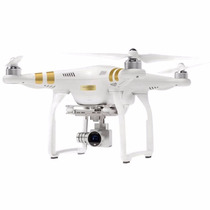 Drone Dji Phantom 3 Professional Gps Câmera 12mp Vídeo 4k