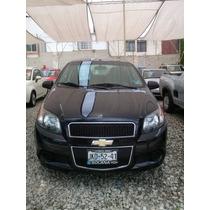 Chevrolet Aveo 2009 1.6 Mt B