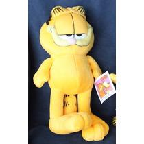 Pelúcia Garfield O Gato 18 Cm Do Desenho Gato Garfield