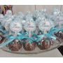 Tag Para Cake Pops E Bolo No Palito - Personalizados