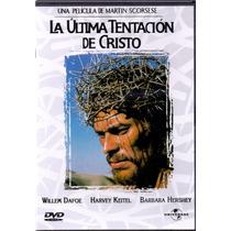 La Ultima Tentacion De Cristo , Película Dvd