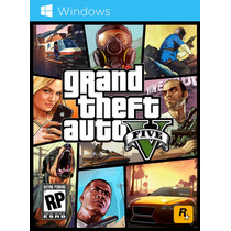 Grand Theft Auto V Gta 5 - Pc Original