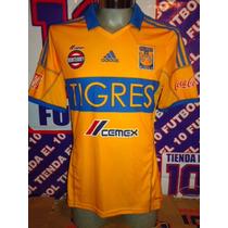 Tigres Jersey De Futbol Soccer