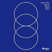 Super Junior Magic Cd