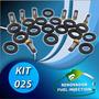 Kit 25: Limpza Inyectores Tahoe,avalancha,silverado,cheyenne