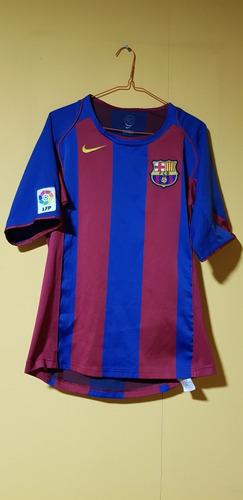 Camiseta Ronaldinho Barcelona 100% Original -   60.000 en Mercado Libre 22d66fadbf3