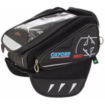 Bolsa De Viagem Tanque Para Moto Tankbag Oxford Ol120 Nfe