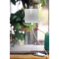 Cargador Solar Portatil Innovador Energia Limpia Solar 5200