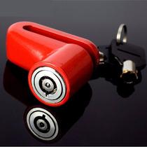 Candado Sencillo Para Freno De Disco Para Moto Y Bici