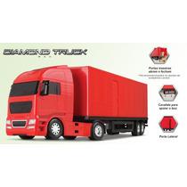 Caminhão Diamond Truck Baú 1330 - Roma Brinquedos