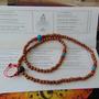 Rosario Budista Tibetano Japa Mala Collar Y Pulsera