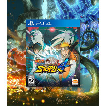 Naruto Shippuden Ultimate Ninja Storm 4 Ps4 Psn Cod Psn Digi