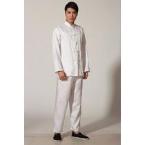 Roupa Chinesa Kong Fu Calça E Camisa Frete Grátis