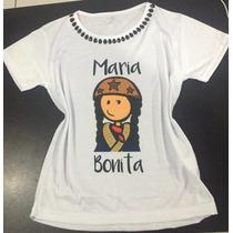 T-shirt Camiseta Maria Bonita