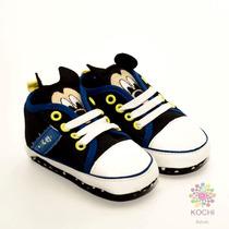 Zapatillas Para Bebes No Caminantes Suela Blanda