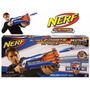 Pistola Nerf N-strike Elite Rough Cut 2x4 Original Hasbro Tv