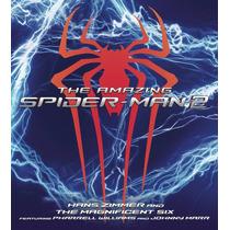 Novo Cd Trilha Sonora Filme The Amazing Spider Man 2