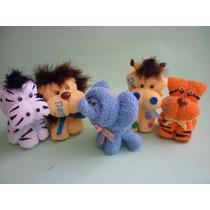 Recuerdo Invitación Toalla Bautizo Baby Shower Animalitos