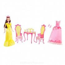 Comedor Mattel De La Barbie Rosado