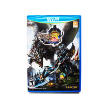 Monster Hunter 3 Ultimate Nuevo - Nintendo Wii U