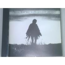 Neil Young Cd Importado Harvest Moon Booklet Letras