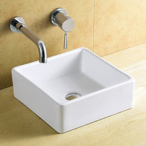 Cuba Banheiro De Sobrepor Porcelana Vitrificada Linda 8011