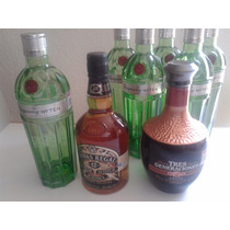 Botellas Ginebra Premium Tanqueray Ten De Inglaterra Martini