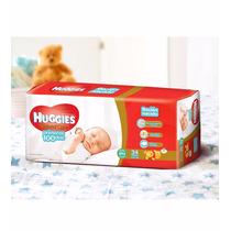Pañales Huggies Primeros 100 Dias T Recien Nacido Punto Bebe