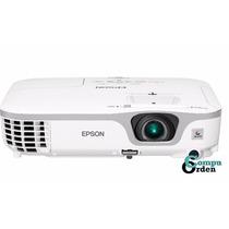 Proyector Video Beam Epson Powerlite X12 Hdmi 2800 Lumenes