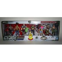 Gi Joe 30th Dreadnoks Battle Set - Pack 7