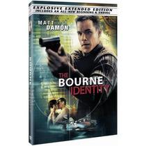 El Caso Bourne (pantalla Ancha)