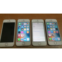 Apple Iphone 5s 16g Gold Excelentes Libres De Fabrica Regal