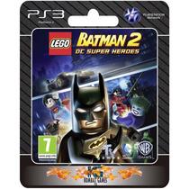 Lego Batman 2 - Portugues [ Midia Digtal | Ps3 ]