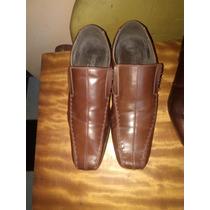 Zapatos De Vestir Index De Varon Talla 42 Usado De Moda Bien