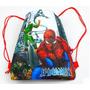 Bolsa Saco Mochila Homem Aranha - Spiderman