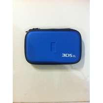 Case Nintendo 3ds Xl Azul Capa Hard Case Airform Retire Rj