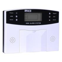 Alarma Gsm Kit Completo Con Sensores. Manual En Español