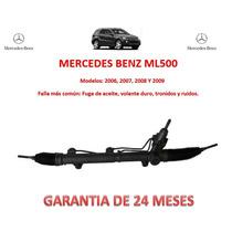 Cremallera Direccion Hidraulica Mercedes Benz Ml500 2009