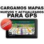 Actualizacion Mapas Gps Garmin Argentina Limitrofes Mem 4gb
