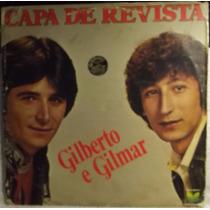 Lp / Vinil Sertanejo: Gilberto E Gilmar - Capa Revista 1983