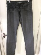 Calça Jeans Cinza Masculina Calvin Klein ef4264edc6b17