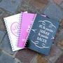 100 Cuadernos Rayados Tapa Dura 15 X 21 Tapa Dura
